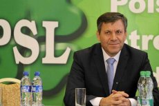 Janusz Piechociński, prezes PSL.