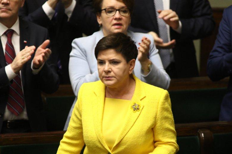Beata Szydło ma swój dom w Przecieszynie.