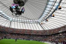 Stadion Narodowy w Warszawie podczas Euro 2012