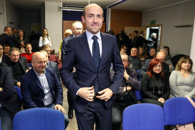 Borys Budka jest jedną z pięciu osób, które ubiegają się o stanowisko szefa Platformy Obywatelskiej. Wybory partyjne odbędą się 25 stycznia.