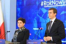 Witold Bańka zapowiedział, że państwo będzie podpisywać z najlepszymi sportowcami umowy sponsorskie.