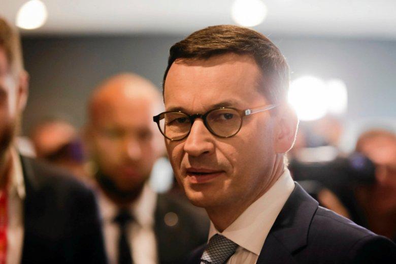 Premier Mateusz Morawiecki ma uczestniczyć w zakończeniu roku szkolnego w szkole podstawowej w Ząbkach.