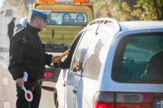 Policja od piątku zatrzymała juz prawie pół tysiąca nietrzeźwych kierowców.