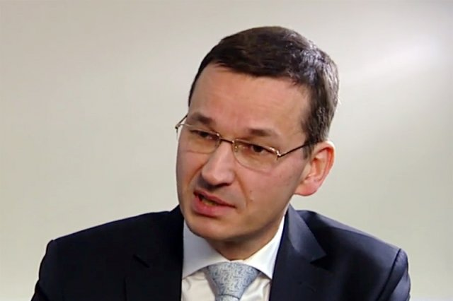 """W programie """"Conflict Zone"""" na antenie Deutsche Welle wicepremier, minister rozwoju i minister finansów twierdził, że Dniem Niepodległości w Polsce jest... 11 września."""