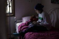 Kadr z filmu #chicagogirl. Facebookowa rewolucja