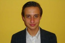 Adam Sławiński - 16-letni dziennikarz Radia Mazowsze
