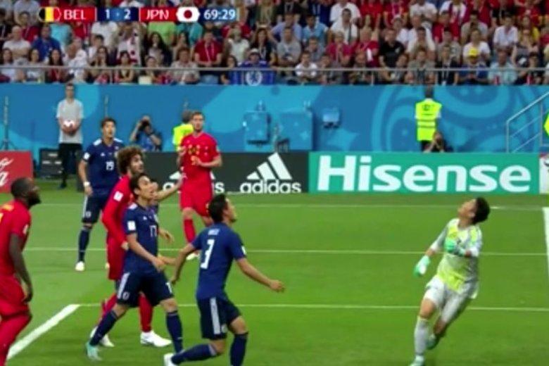 Takiego rezultatu w meczu Belgia – Japonia nikt się nie spodziewał.