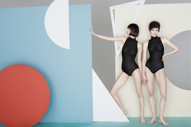 Body młodej, polskiej marki Undress Code