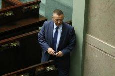 Marian Banaś jest teraz obiektem zainteresowania prokuratury.