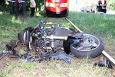 W wypadku na przejściu dla pieszych w Sosnowcu zginęła kobieta. Wjechał w nią kierowca motocykla.