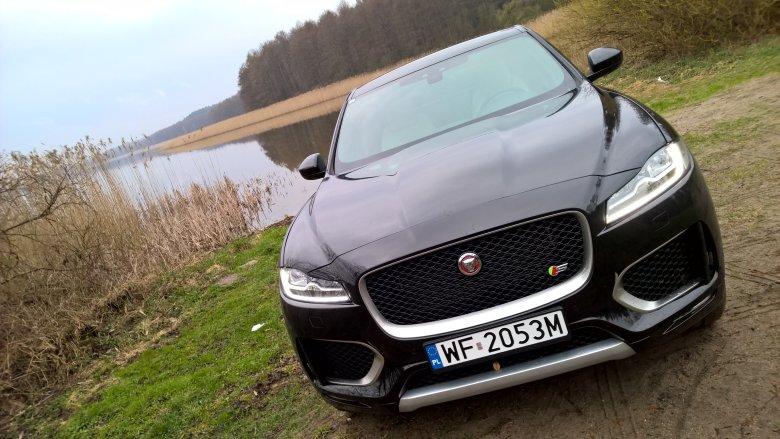 Jaguar F-Pace w topowej wersji First Edition