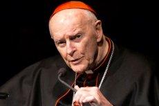 Theodore McCarrick był kardynałem Waszyngtonu