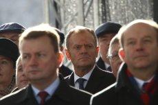 Donald Tusk na uroczystościach z okazji Święta Niepodległości nie spodziewałsięjeszcze, jak źle ten dzień sięskończy.