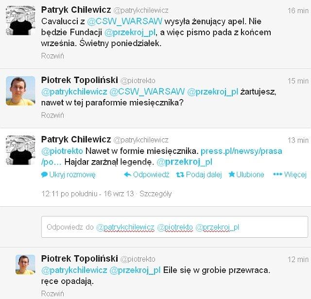 Na Twitterze zawrzało po decyzji Grzegorza Hajdarowicza