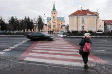 Biało-czerwone pasy w Rzeszowie