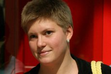 Na zdjęciu Joanna Mendak, polska pływaczka i wielokrotna olimpijska medalistka
