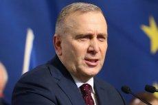 Grzegorz Schetyna oskarżył Kaczyńskiego i PiS o rozpostarcie parasolu ochronnego nad pedofilami.