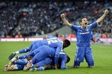 Chelsea Londyn ograła w pierwszym meczu piłkarskiej Ligi Mistrzów Barcelonę 1:0