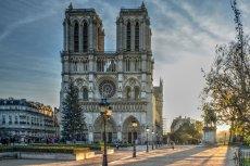 Najsłynniejsza katedra świata w większości spłonęła.