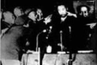 X Panczenlama podczas wiecu walki klasowej