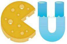 Projekt literki C z alfabetu nr 11 i literki U z alfabetu nr 9