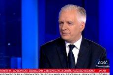 Jarosław Gowin na razie nie widzi Mateusza Morawieckiego jako następcy prezesa Jarosława Kaczyńskiego.