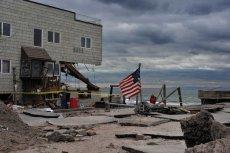 Zdaniem pastora Swansona huragan Sandy spustoszył najbardziej prohomoseksualne i proaborcyjne miasto. Na zdjęciu: Nowy Jork, Brooklyn po przejściu huraganu Sandy.