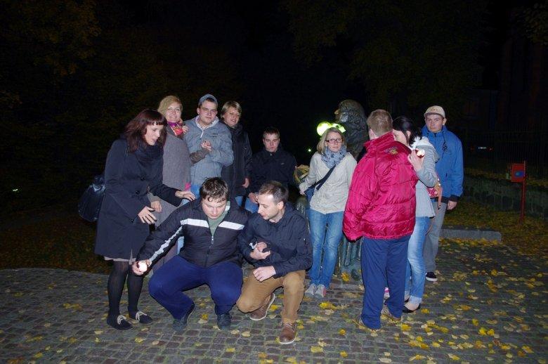Spacer po olsztyńskiej starówce