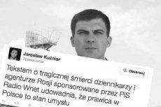 """Szok i oburzenie dziennikarzy po słowach Ewy Stankiewicz o """"zamachu"""" w Katowicach. """"To jakaś paranoja"""""""