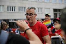 Andreas Wolter dostał pogróżki za udział w Marszu Równości w Katowicach.