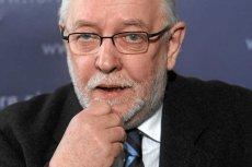 Jerzy Stępień, były prezes Trybunału Konstytucyjnego uważa, że Polska nie jest już państwem prawa