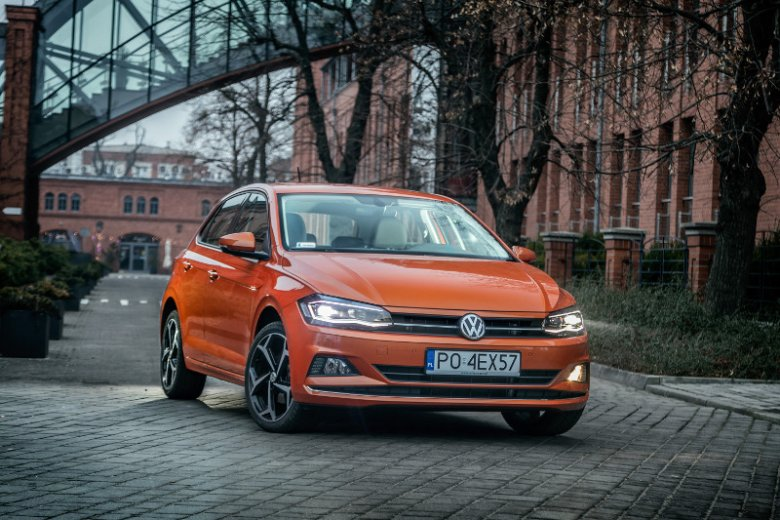Tak prezentuje się nowy Volkswagen Polo.
