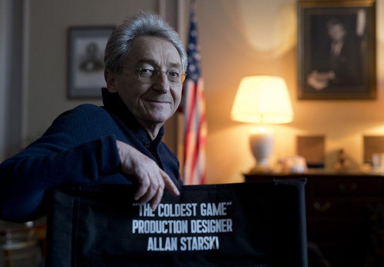 Allan Starski - scenograf