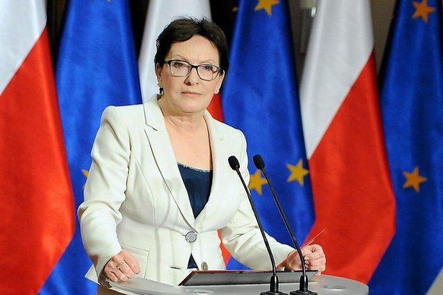 Ewa Kopacz ma nadzieję, że wyborcy zaufają Platformie Obywatelskiej.