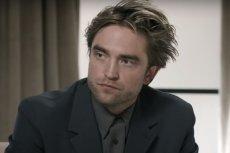 """Robert Pattinson wcielił się w postać wampira w """"Zmierzchu""""."""