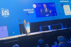 Donald Tusk przewodniczącym Europejskiej Partii Ludowej.