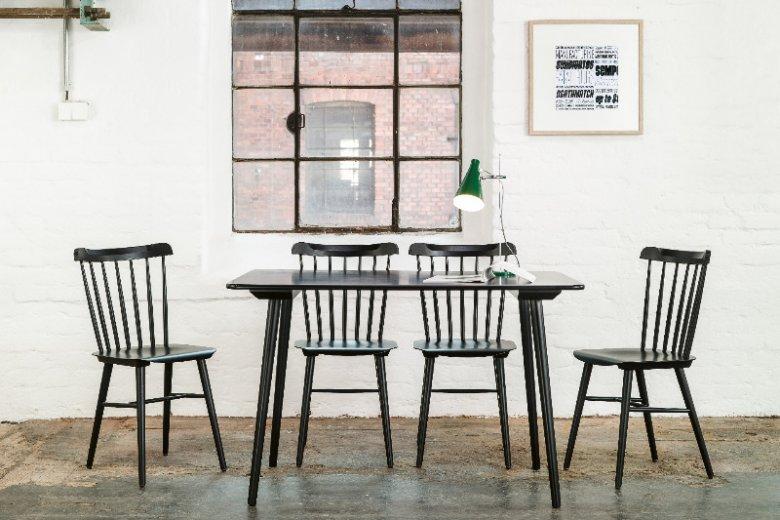 Krzesło bukowe Ironica Ton, cena od 383 zł