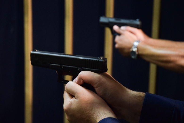 W Zgierzu doszło do strzelaniny z udziałem policjantów
