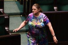 """""""Jako poseł czuję się upokorzona"""". Krystyna Pawłowicz zdradza kilka nazwisk tych, których ma już dość."""