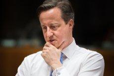 Premier Wielkiej Brytanii też rano wstaje