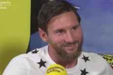 Co o transferze Ronaldo sądzi Messi?