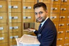 Do skrzynek europarlamentarzystów z całej UE trafiły listy od Patryka Jakiego.