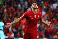 Portugalia wygrała Ligę Narodów dzięki bramce Guedesa.