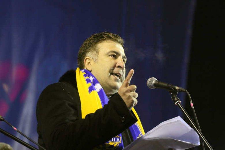Micheil Saakaszwili ostrzega,że Rosja chce wpędzić Ukrainęw kryzys gospodarczy i energetyczny.