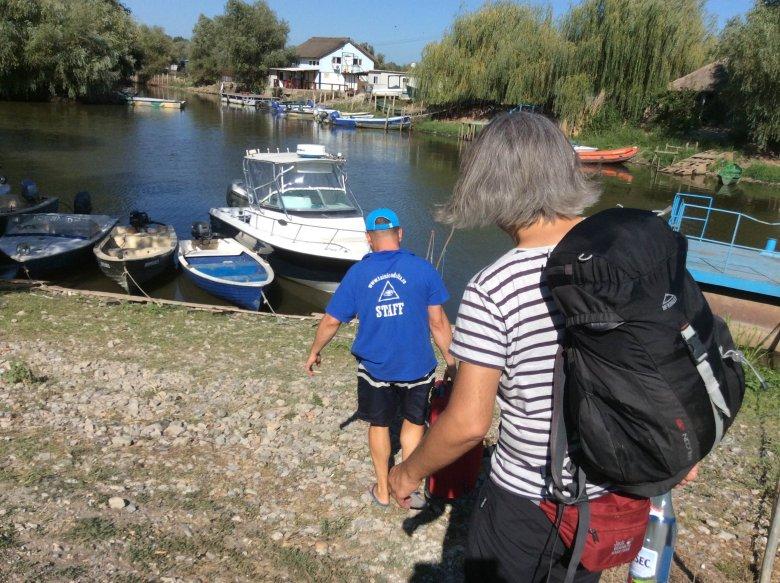 Do niektórych osad w Delcie Dunaju można dotrzeć wyłącznie łodzią.