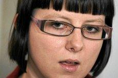 """Kaja Godek stwierdziła, że homoseksualne osoby """"są zboczone""""."""