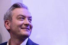 Robert Biedroń został kandydatem Lewicy na prezydenta RP.