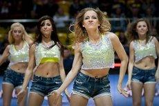 Cheerleaders Gdynia - pierwsza grupa spoza USA, która wystąpiła w czasie meczu NBA.