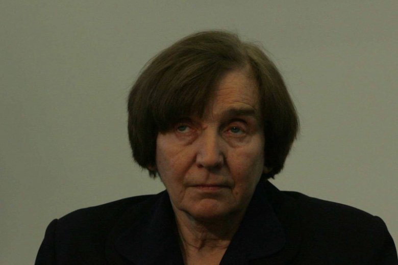 Sędzia Teresa Romer.