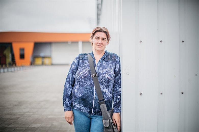 Beata jest wieloletnią pracowniczką Praktikera w czelaczi.